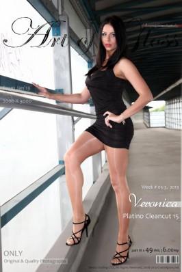 Veronica  from ARTOFGLOSS